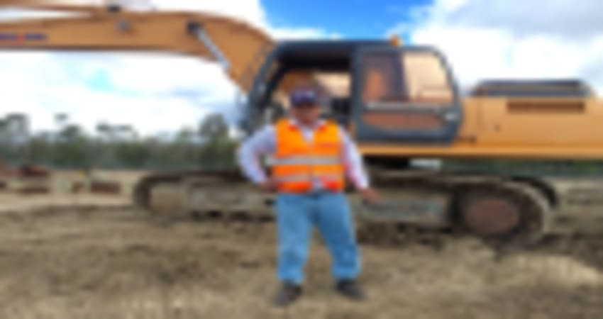 Drive A Bulldozer, Skid Steer or Excavator, 45 Minutes - Gold Coast