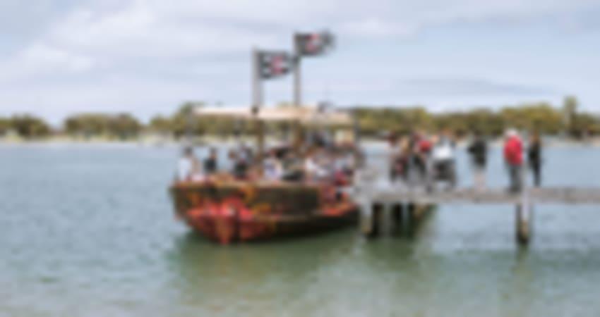 Canal Pirate Cruise, 45 Minutes - Mandurah