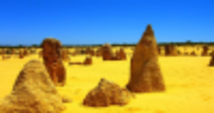 Pinnacles Desert Day Tour with 4WD Adventure - Departs Perth