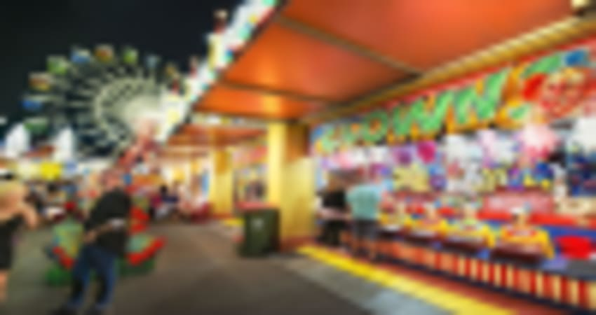 Luna Park Unlimited Rides Pass (height 130cm+) - Sydney