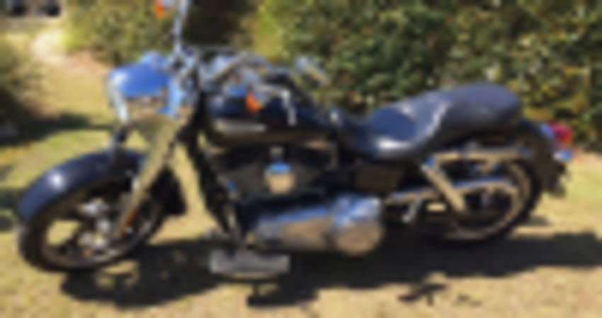 Motorcycle Cruiser Hire, 1 Day - Sunshine Coast