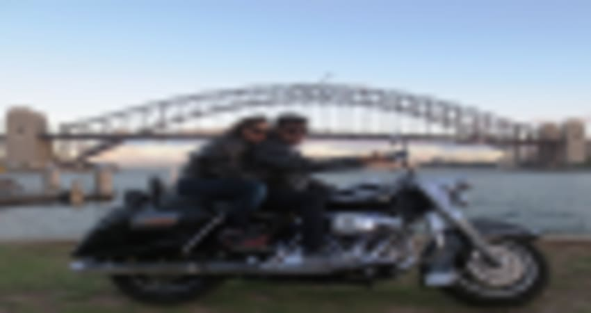 Harley Davidson Sights Tour, 60 Minutes - Sydney