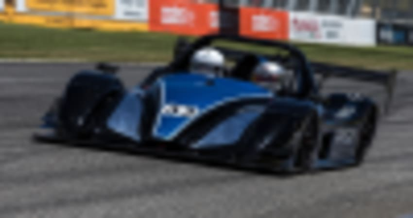 Radical Race Car Driving Experience - 8 Laps - Perth