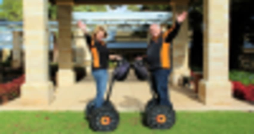 Segway Winery Tour, 1 Hour - Barossa Valley