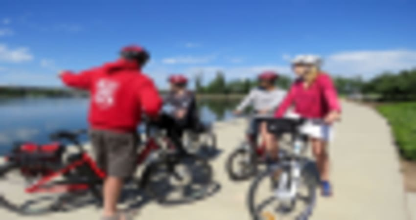 Electric Bike Tour, 2 Hours - Canberra