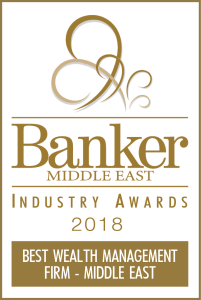 Banker 2018 Best Wealth Management Firm