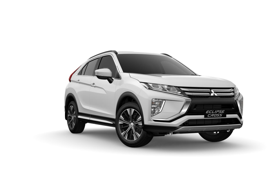 2019 Mitsubishi ECLIPSE CROSS 2020 Mitsubishi YA  LS 2WD 1.5L T/C CVT