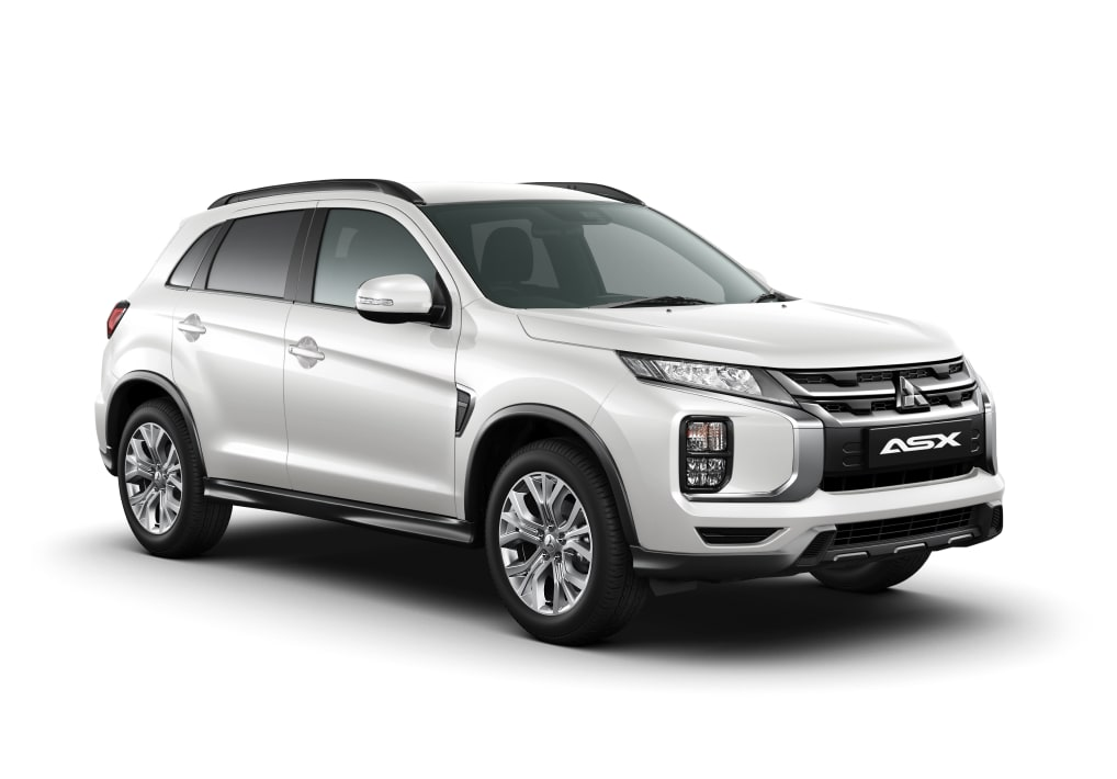 2019 Mitsubishi ASX 2020 Mitsubishi XD  LS 2.0L PET CVT 2WD