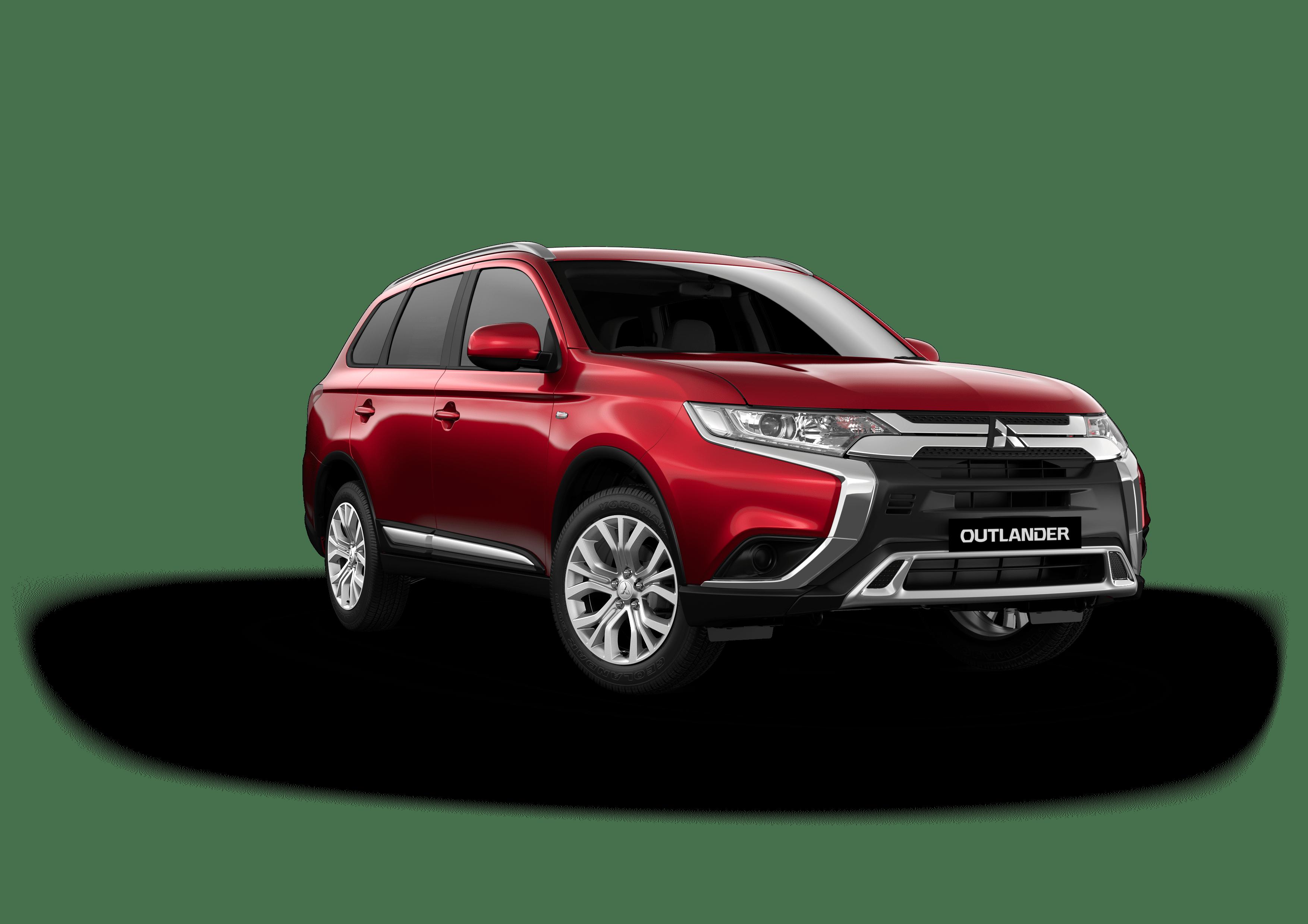 2019 Mitsubishi OUTLANDER 2020 Mitsubishi ZL  ES 2.4L PET CVT 2WD 7S