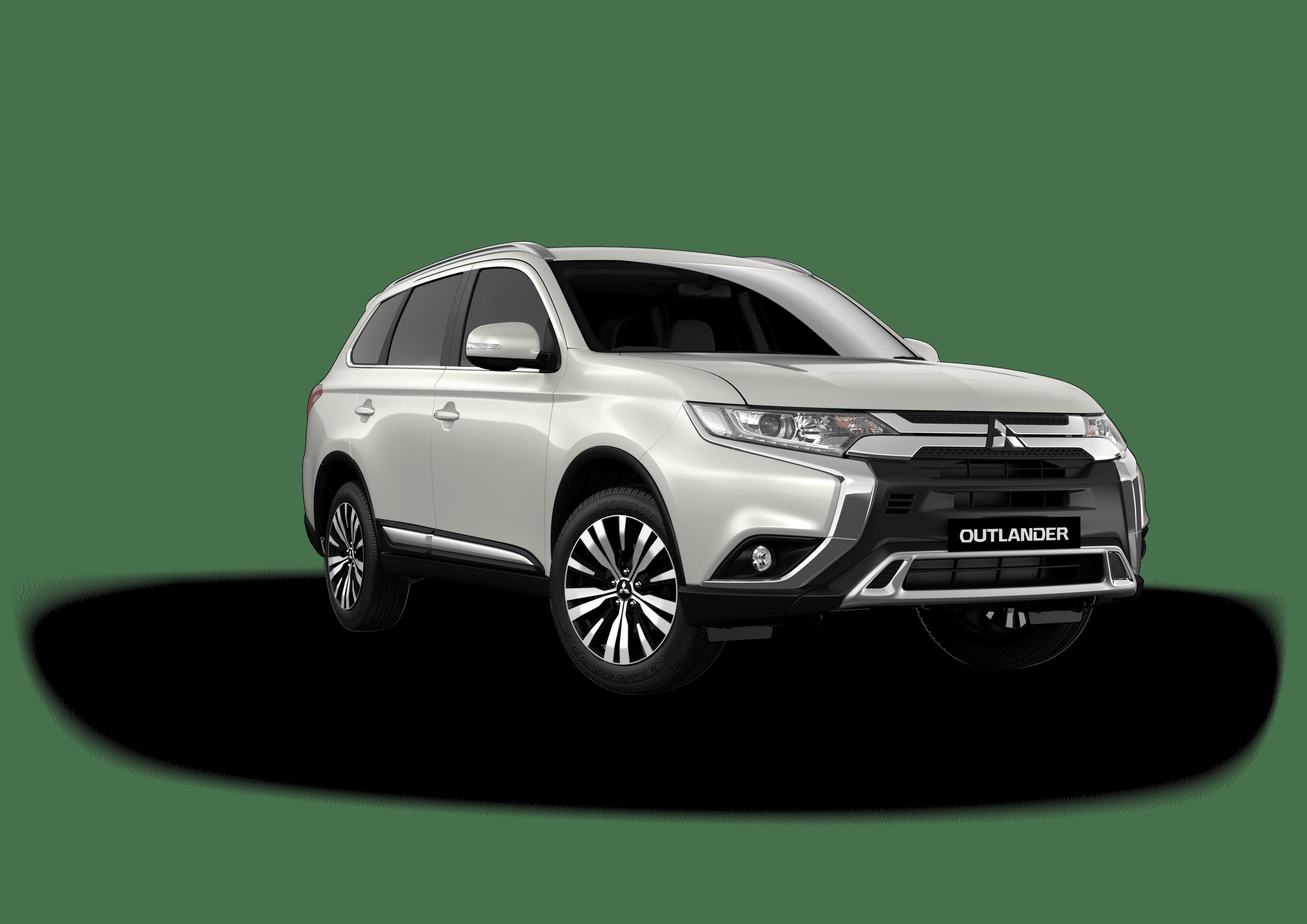 2019 Mitsubishi OUTLANDER 2019 (MY20) Mitsubishi ZL Outlander LS 2.4L PET CVT 2WD 7S