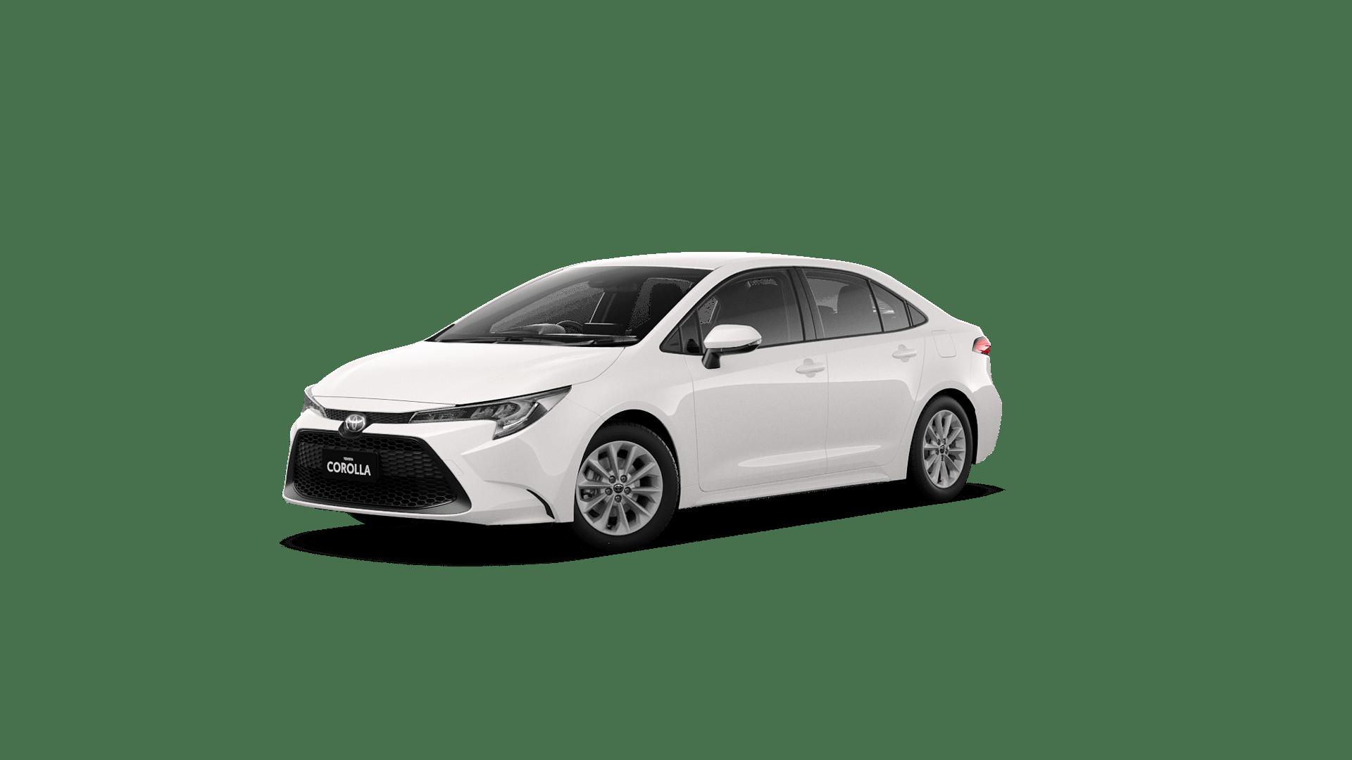 2020 Toyota Corolla Sedan Ascent Sport 2.0L Petrol Auto CVT
