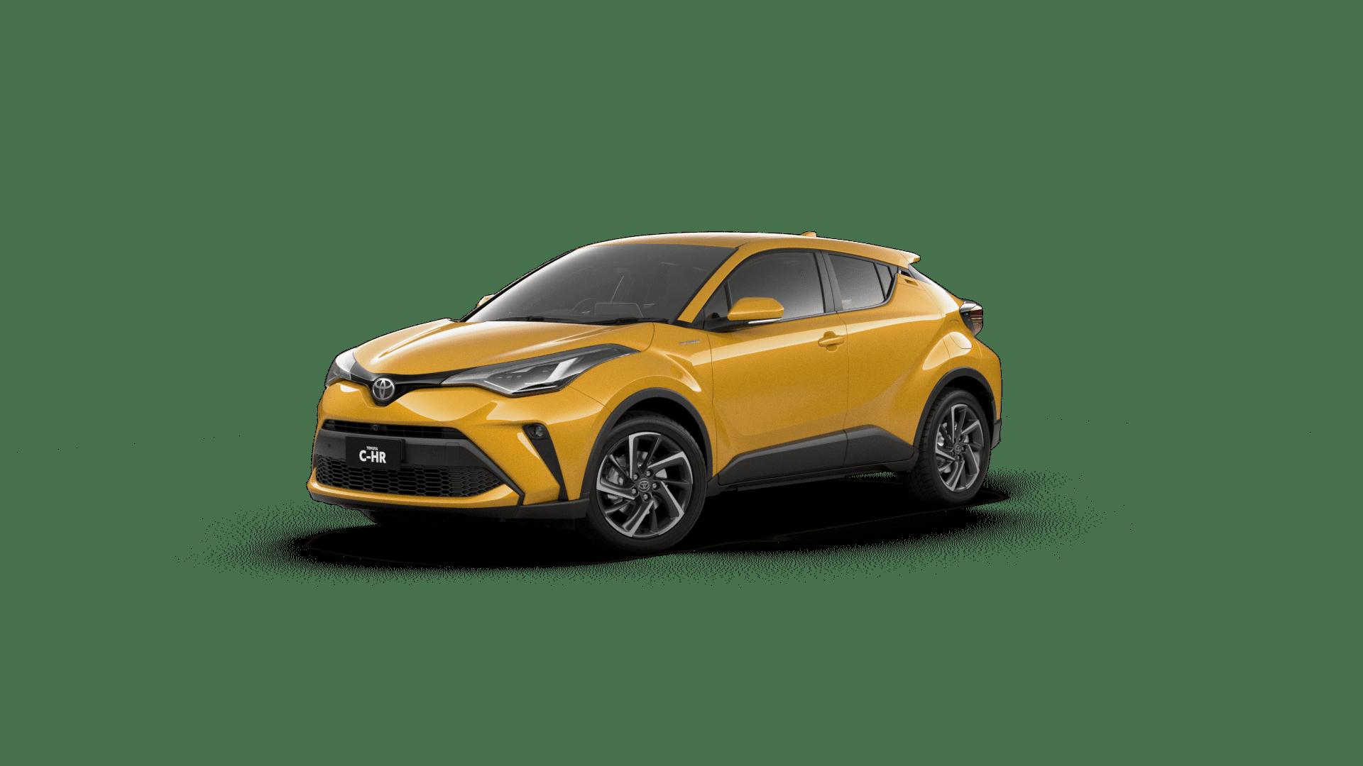 2020 Toyota C-HR Koba AWD 1.2L Petrol Auto CVT Wagon