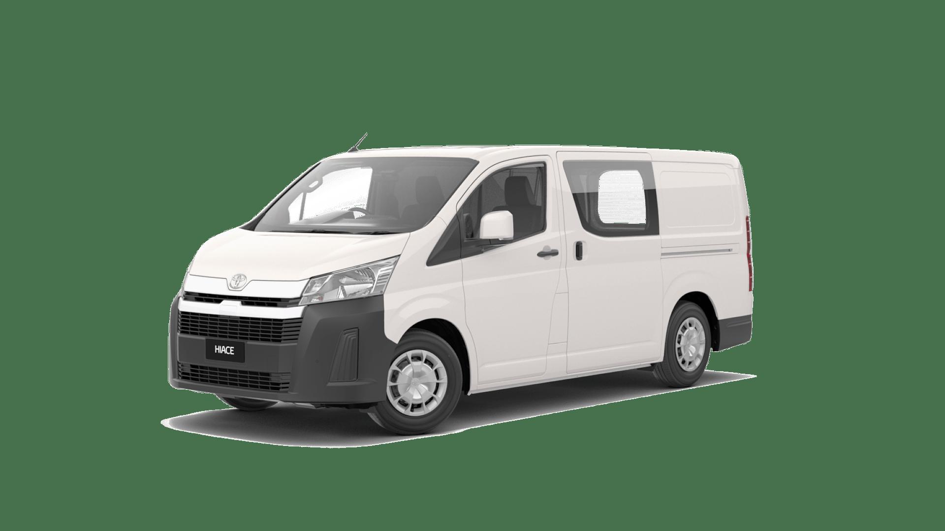 2019 Toyota Hiace Van LWB 2.8L T Diesel Manual