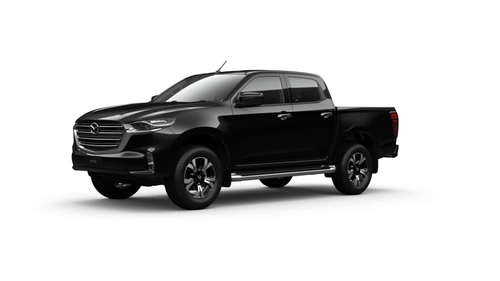 2020 mazda bt-50 mazda b 6auto 3.0l dual cab pickup xtr