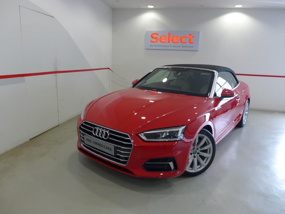 Audi A5 DESIGN 2.0 TFSI S TRONIC