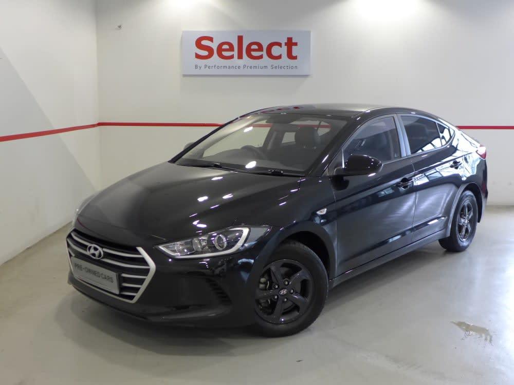 Hyundai ELANTRA AD 1.6 GLS