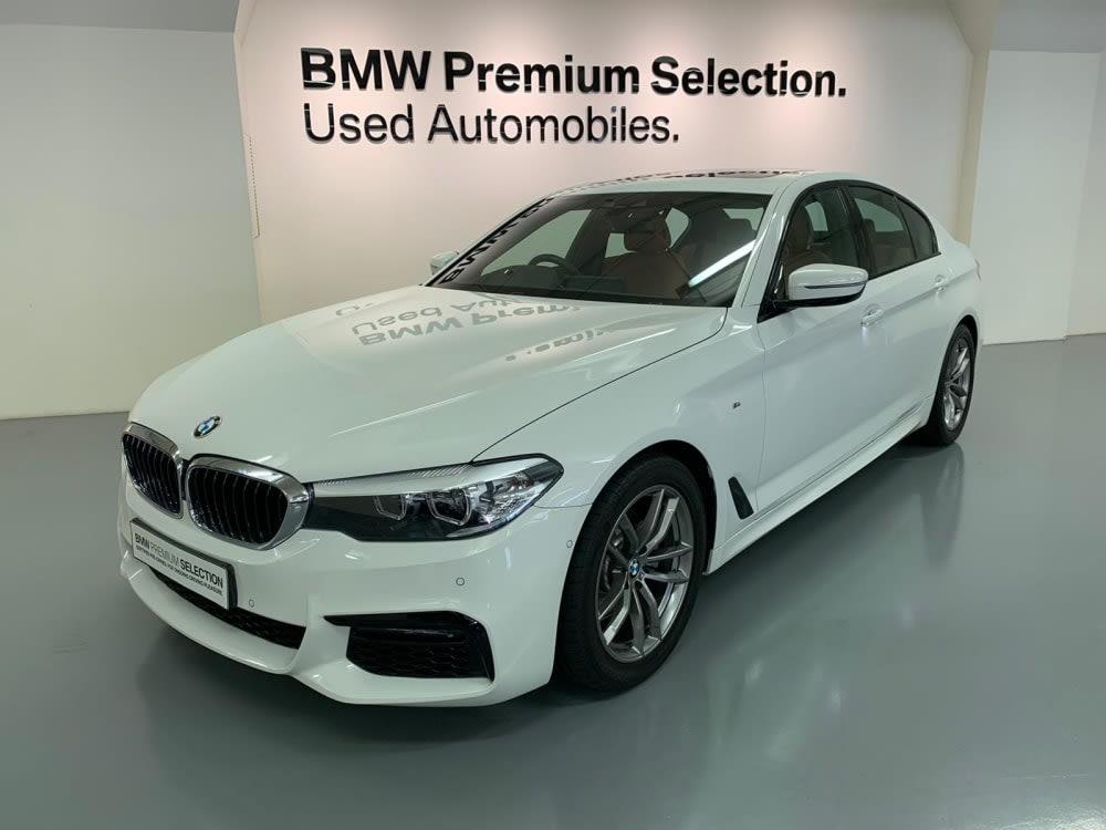 2019 BMW 520iA Saloon M Sport Edition