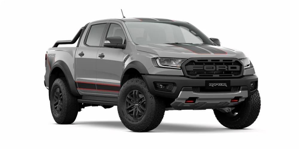 2021 Ford Ranger Raptor X PX MkIII