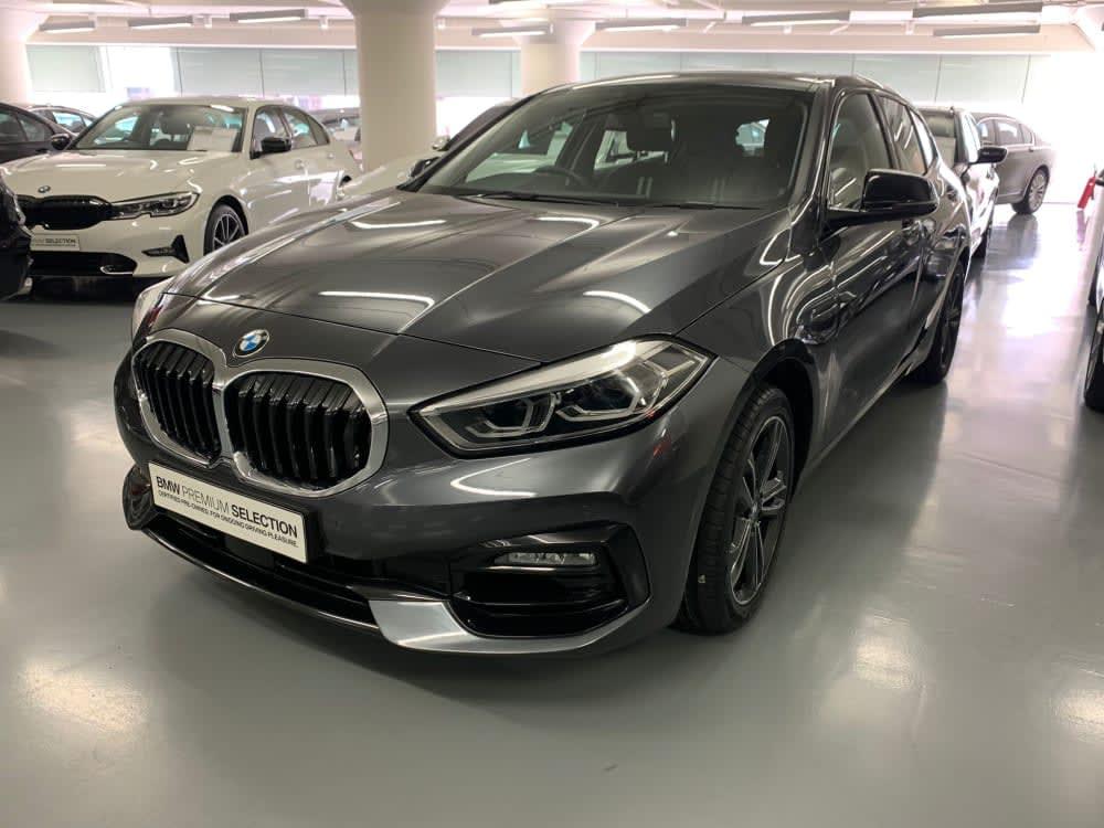 2020 BMW 118iA Sport