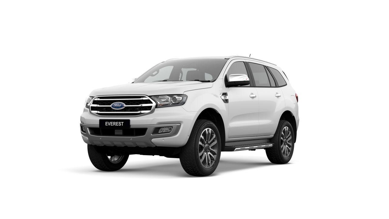 2019 Ford Everest Titanium Ua Ii Jefferson Ford