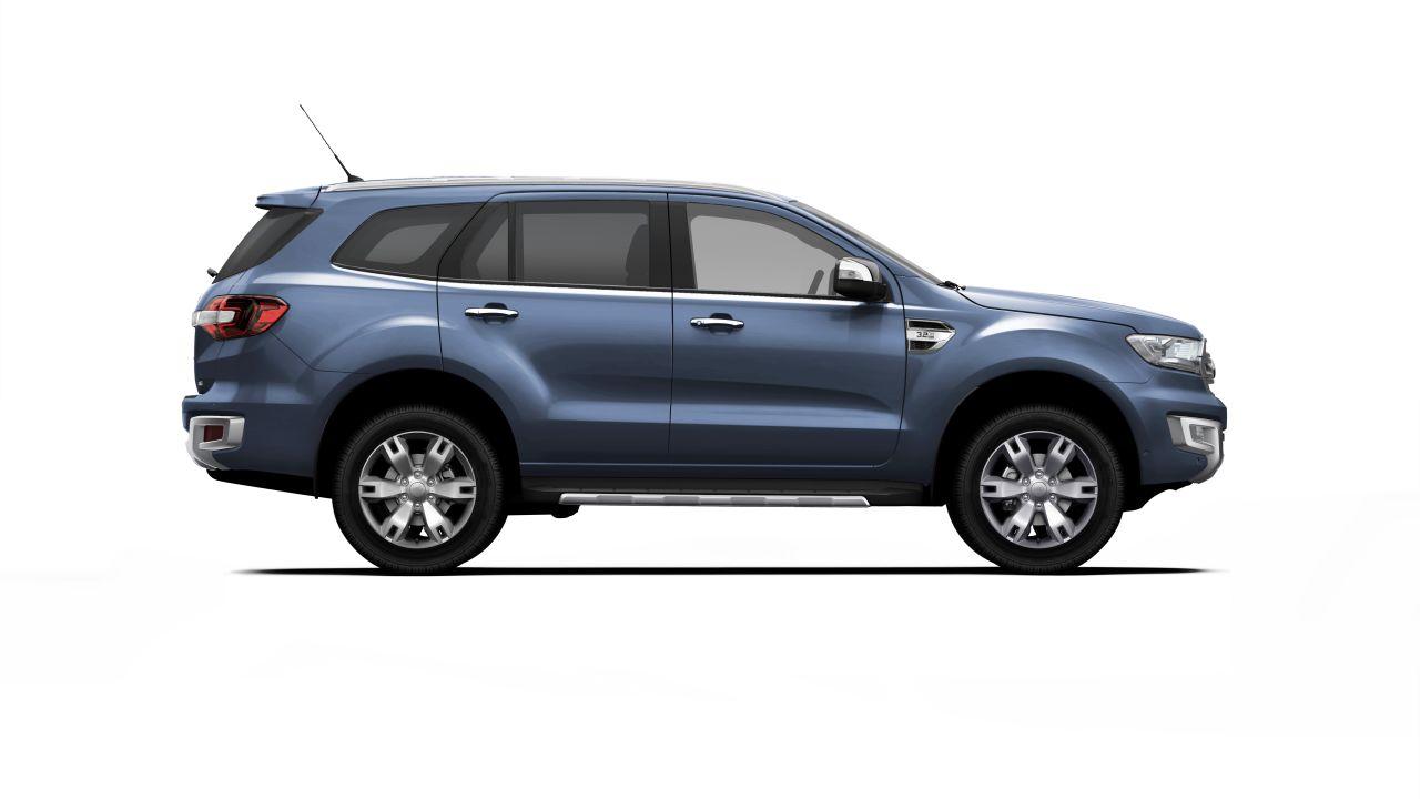 2018 Ford Everest Titanium UA 2018.00MY