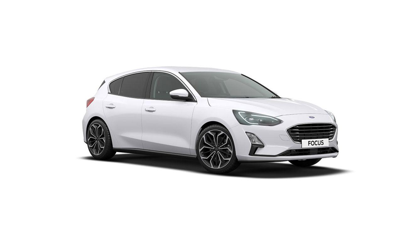 2019 Ford Focus SA