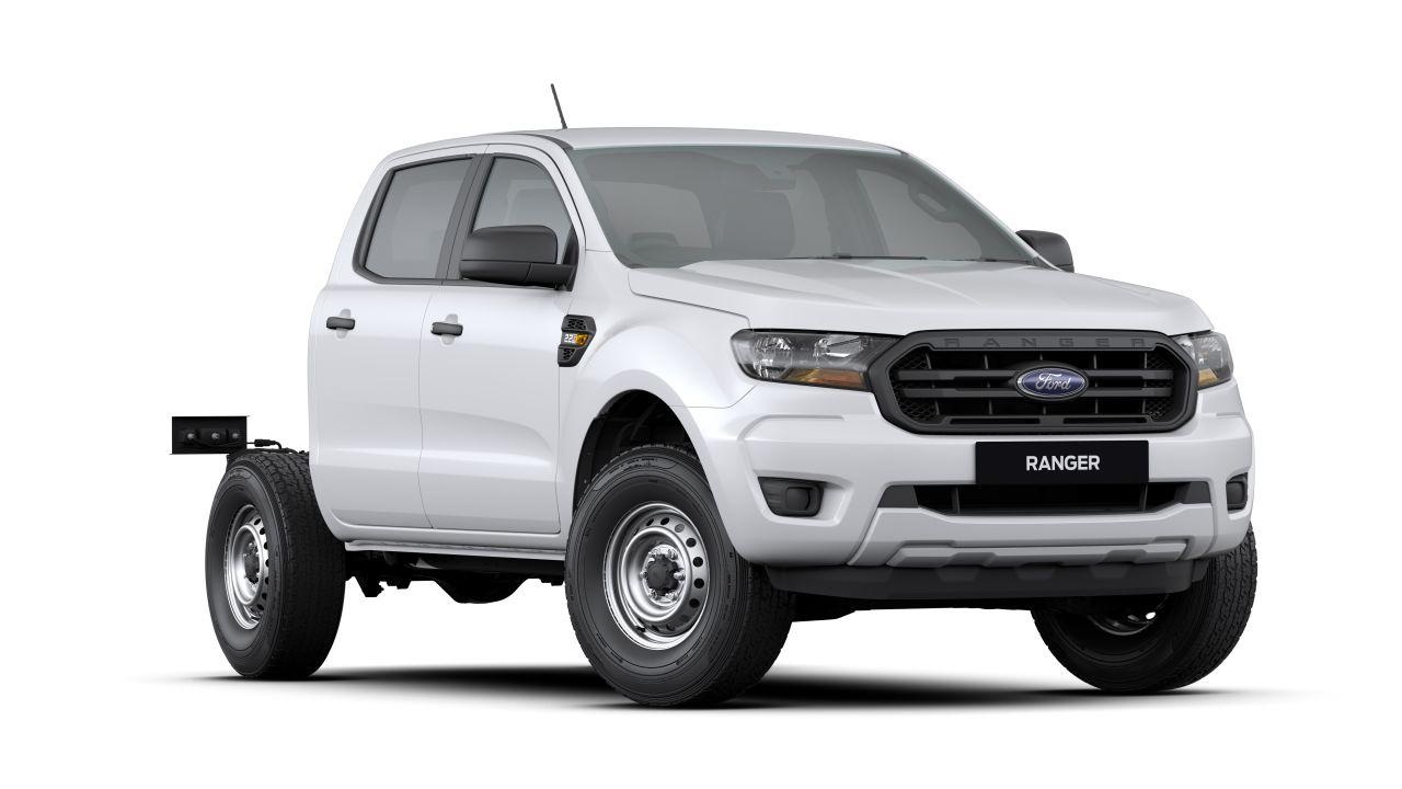 2019 Ford Ranger XL Hi-Rider PX MkIII
