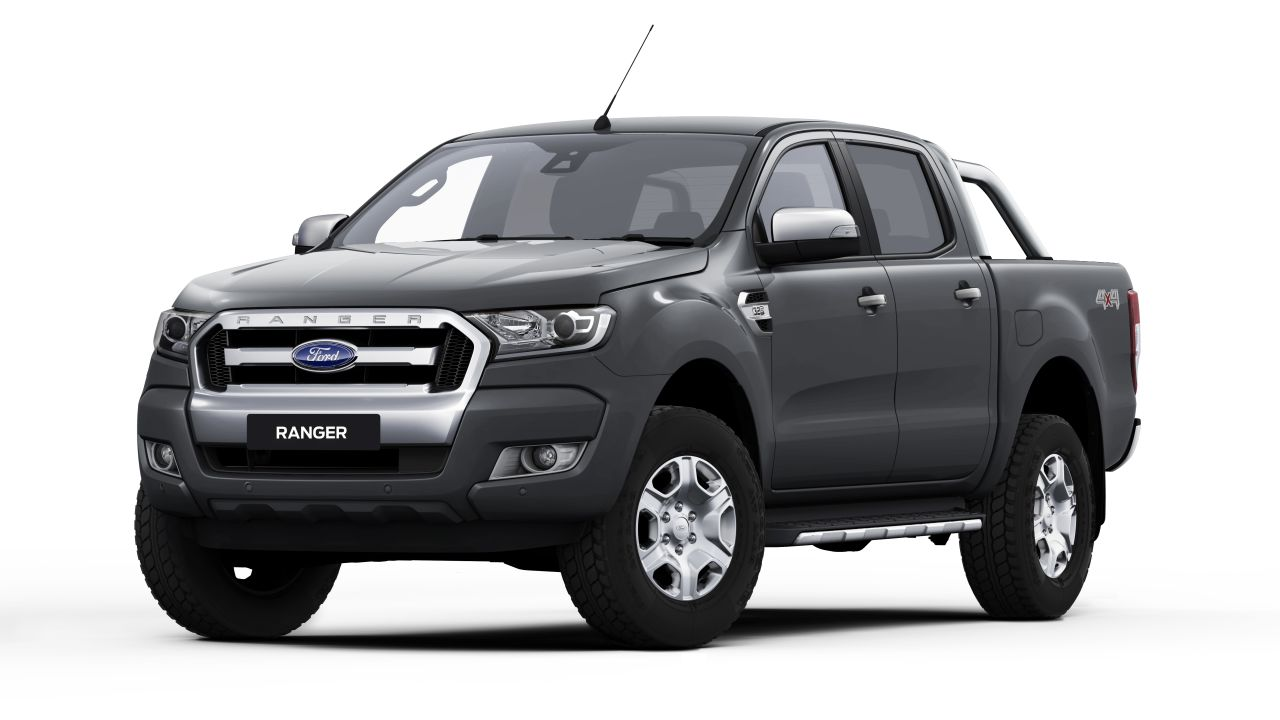 2018 ford ranger xlt super cab px mkii 2018 00my