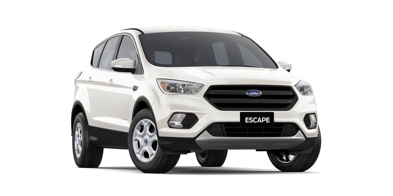 2018 Ford Escape Ambiente AWD ZG 2018.00MY