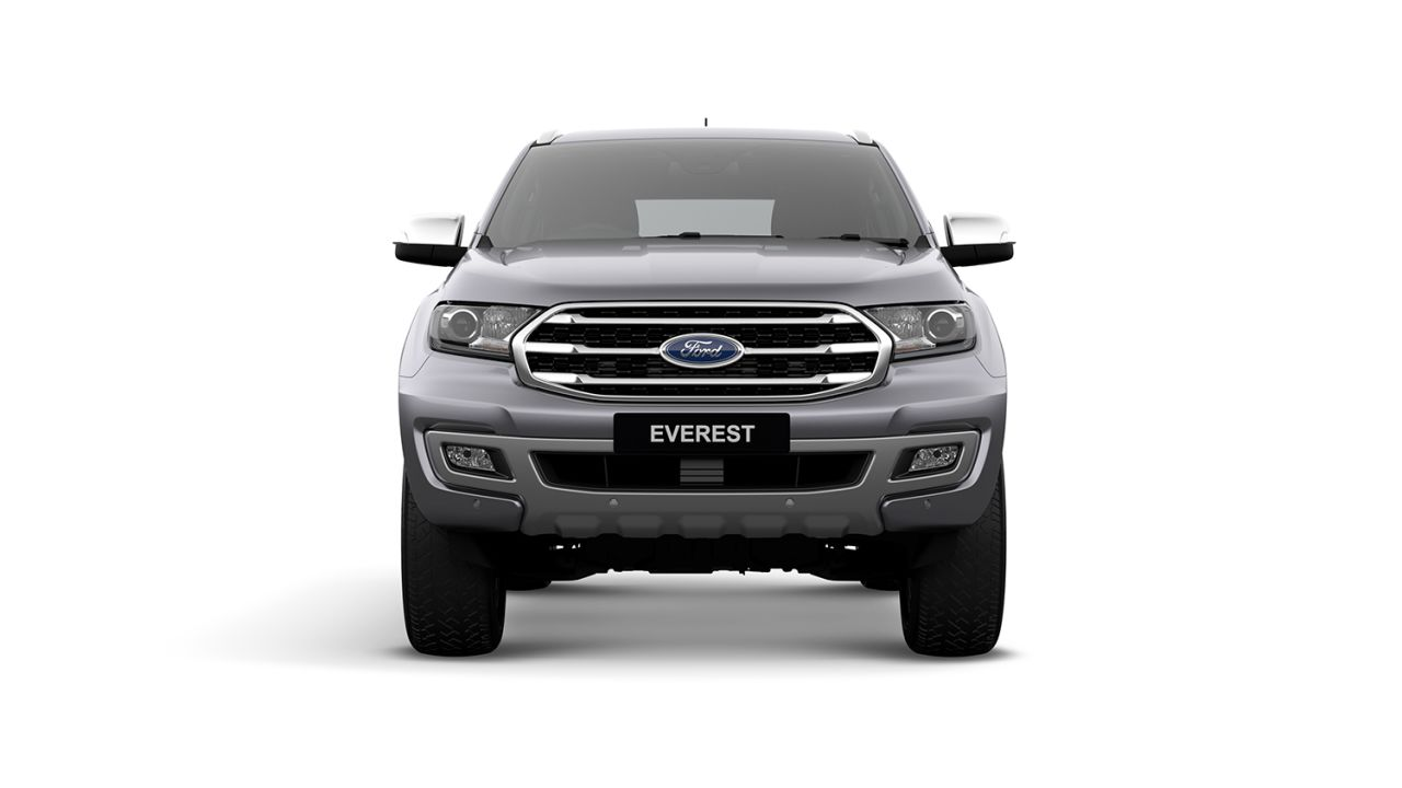 2018 Ford Everest Titanium 4WD UA II 2019.00MY