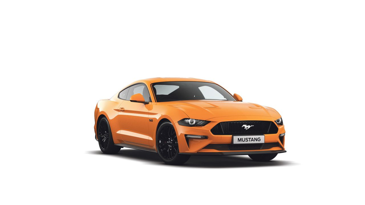 2018 Ford Mustang FN