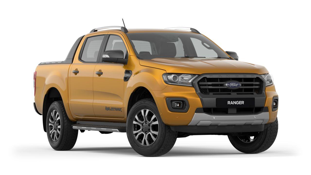 2018 Ford Ranger Wildtrak Px Mkii Bayford Ford