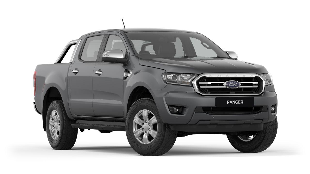 2018 Ford Ranger PX MkIII