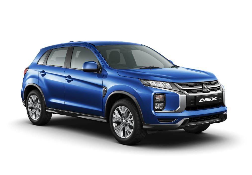 2019 Mitsubishi ASX 2020 Mitsubishi XD  ES 2.0L PET CVT 2WD