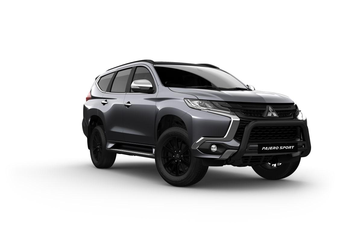2019 Mitsubishi PAJERO SPORT QE  BLACK 2.4L DSL 8A/T 7S