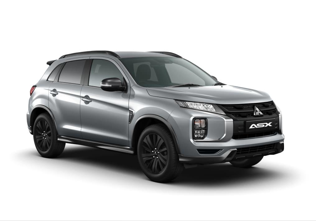 2020 Mitsubishi ASX XD  GSR 2.4L PET CVT 2WD