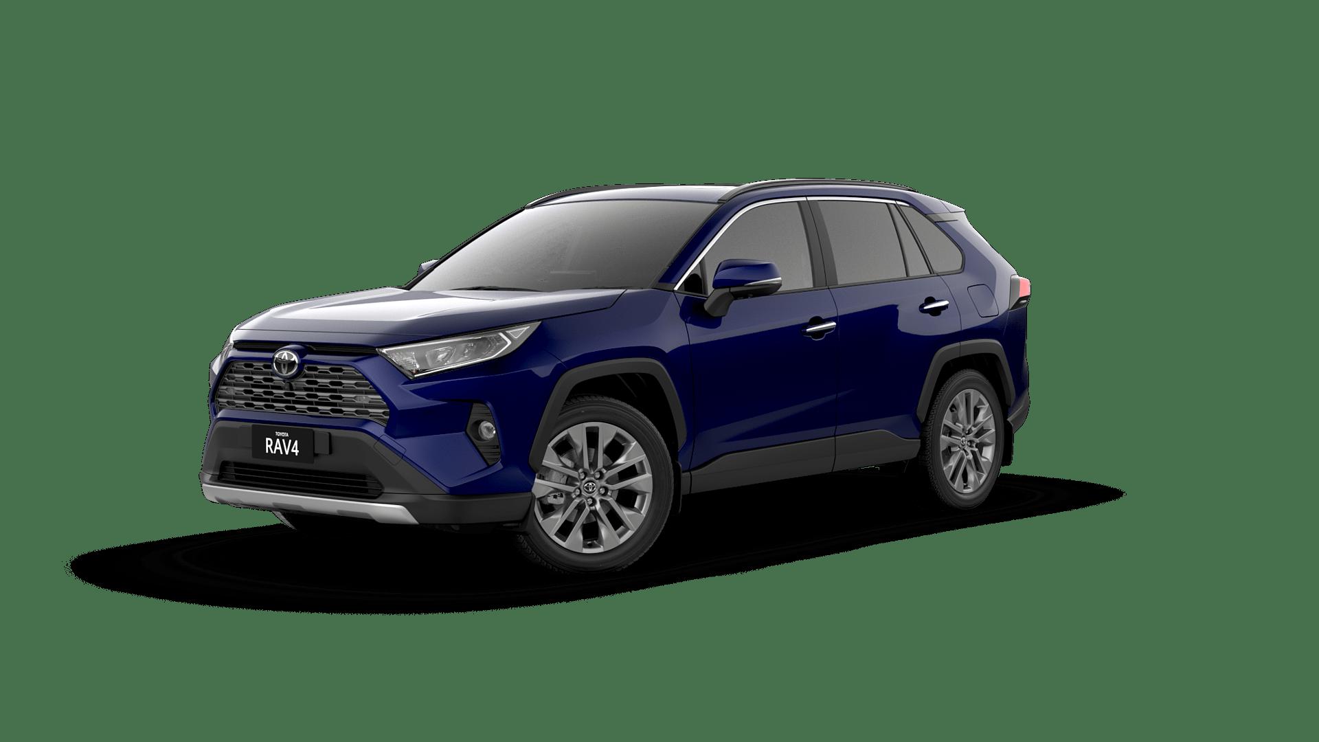 2020 Toyota RAV4 Cruiser 2WD 2.0L Petrol Auto CVT 5 Door Wagon