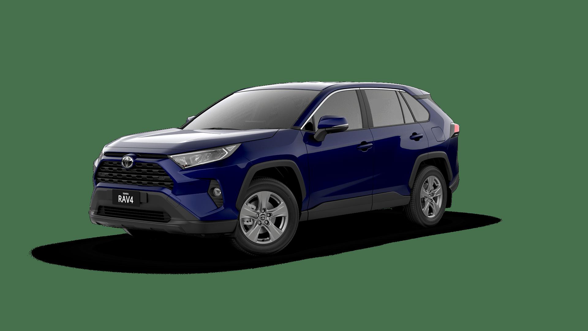 2020 Toyota RAV4 GX-2WD 2.0L Petrol Auto CVT 5 Door Wagon