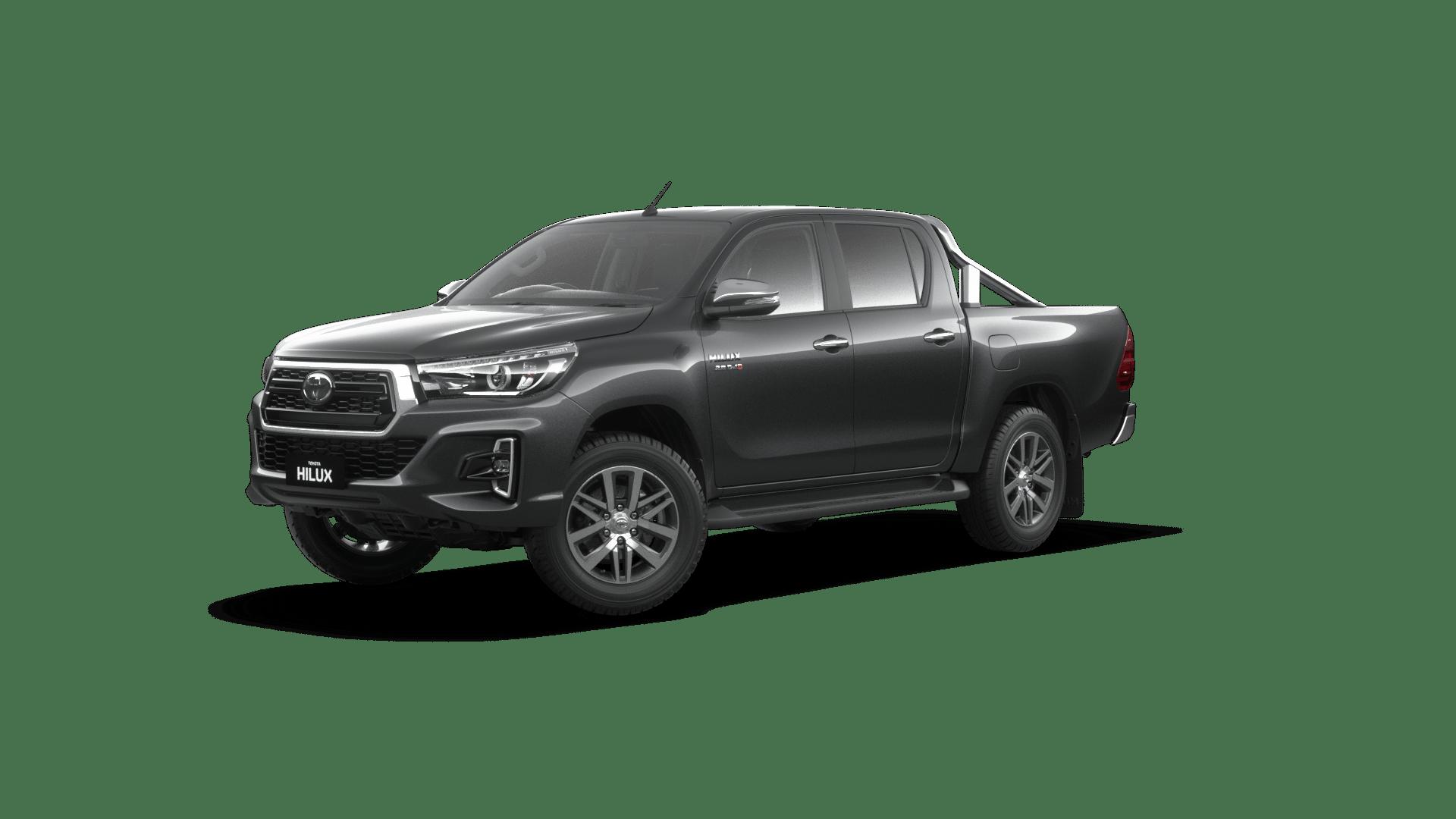 2020 Toyota Hilux 4x4 SR5 2.8L T Diesel Automatic Double Cab