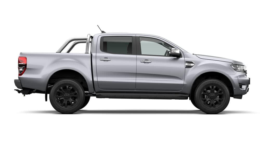 2020 Ford Ranger XLT PX MkIII