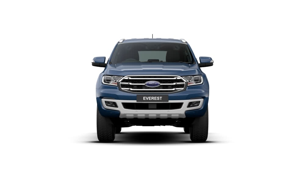 2020 Ford Everest Trend UA II