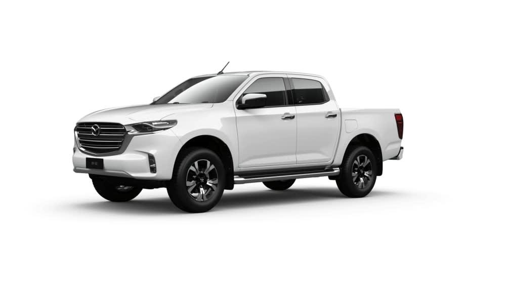 2020 mazda bt-50 mazda bt-50 b 6auto 3.0l dual cab pickup