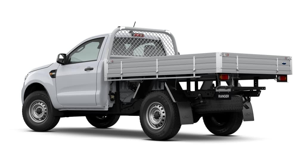 2020 Ford Ranger XL Hi-Rider PX MkIII