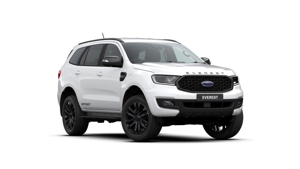2020 Ford Everest Sport UA II