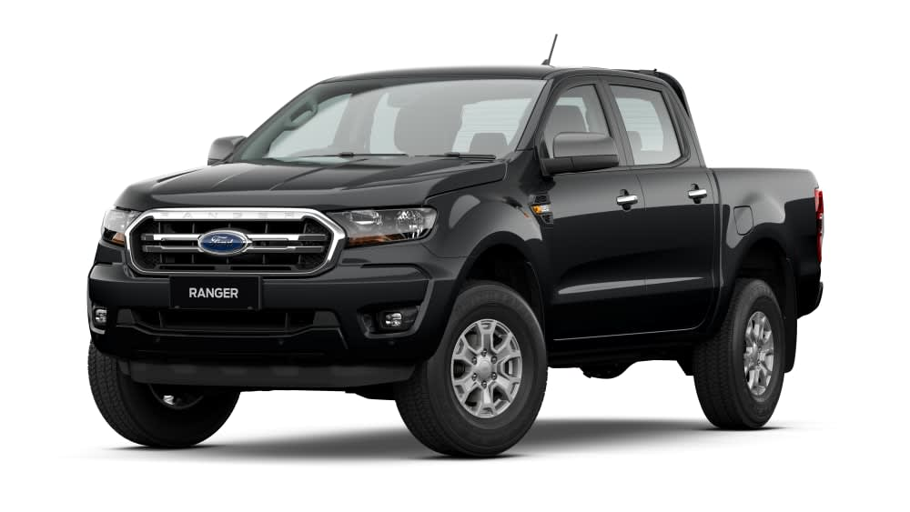 2020 Ford Ranger XLS PX MkIII