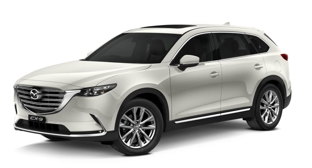 2021 Mazda CX-9 Mazda CX-9 L 6AUTO GT FWD