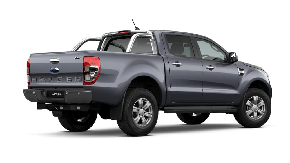 2021 Ford Ranger XLT PX MkIII