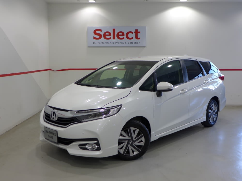 Honda SHUTTLE 1.5G CVT