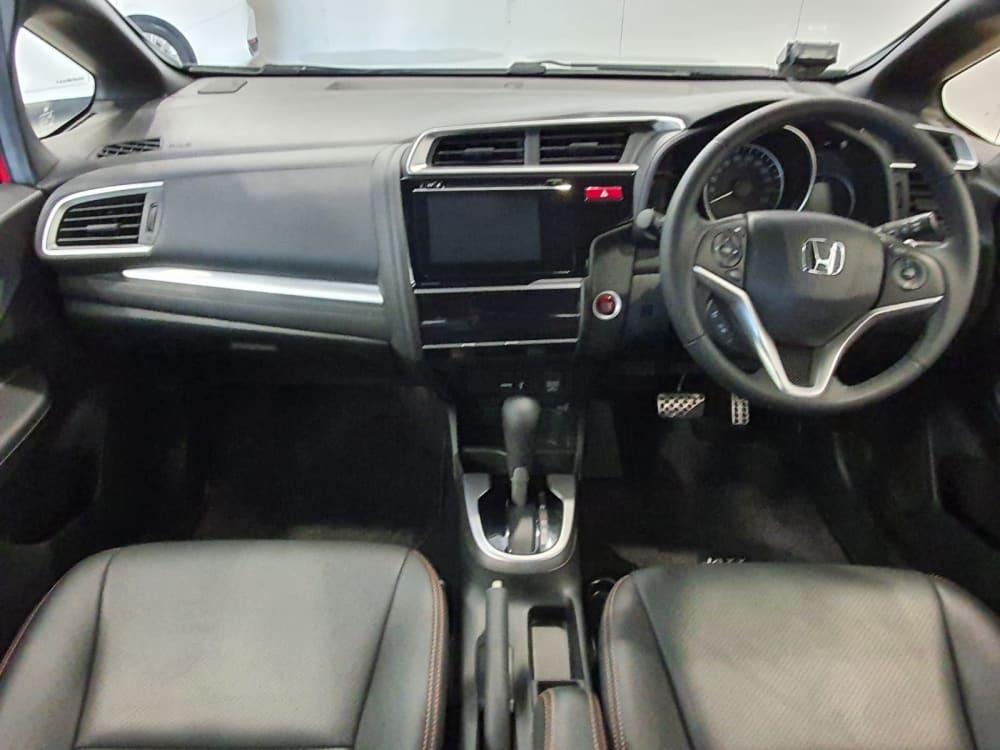 Honda JAZZ 1.5 VTIR CVT ABS D/AIRBAG 2WD