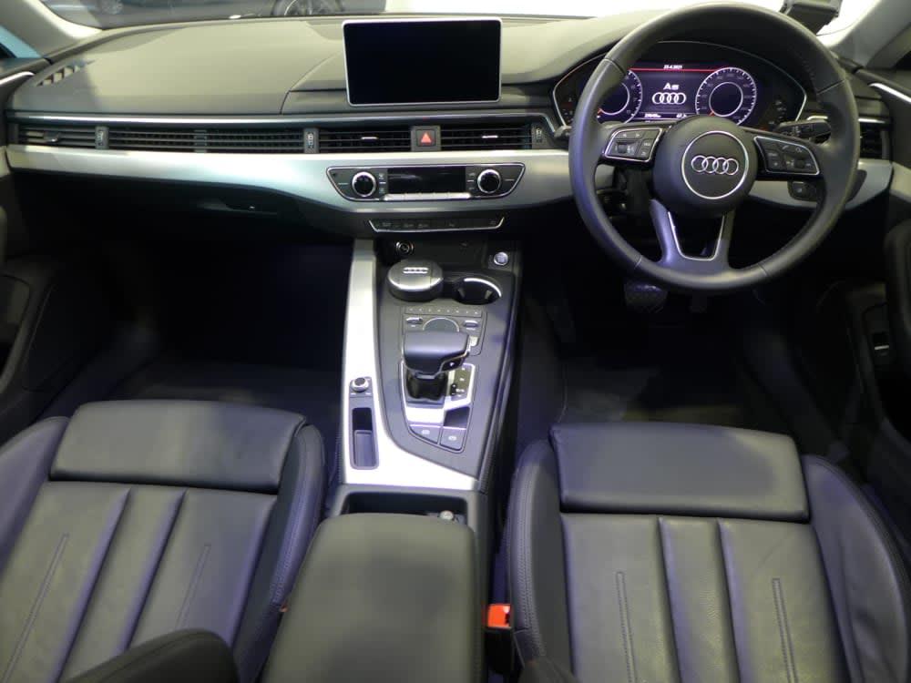 Audi A5 SB 2.0 TFSI S TRONIC (DESIGN)